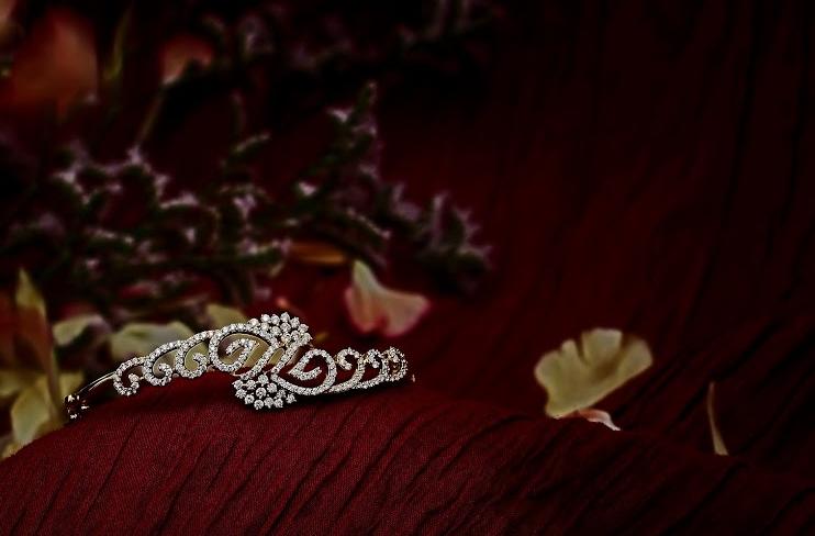Forever Floral Diamond Bracelet