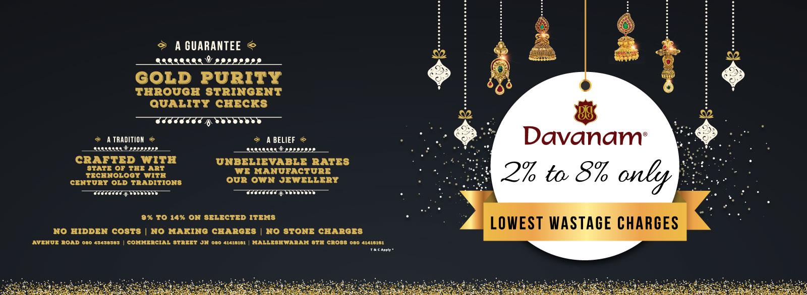 Davanam - Davanam Jewellers Private Limited  Davanam